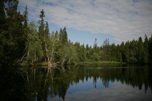 Ещё одно озеро, названия которого я не запомнил.