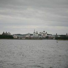 Как я на Соловки ездил — Дорога