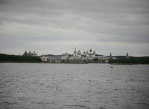 Соловецкие острова — Путь на север