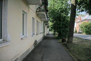 Вполне типичные для Новгорода дома