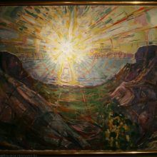 Выставка Эдварда Мунка в Третьяковской галерее